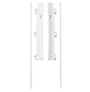Väggfäste till FLEX M - XL grinder, vit