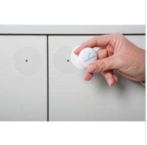 Grip-Safe Sugkopp  med 3 st plattor